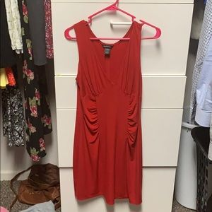 Moda Red Party Dress Size M